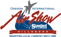 Oregon International Air Show Logo