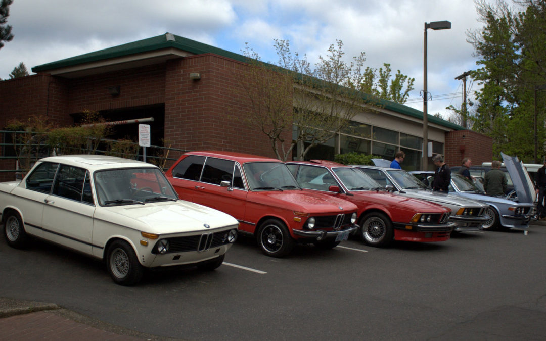 First 2014 Vintage SIG Cars & Coffee