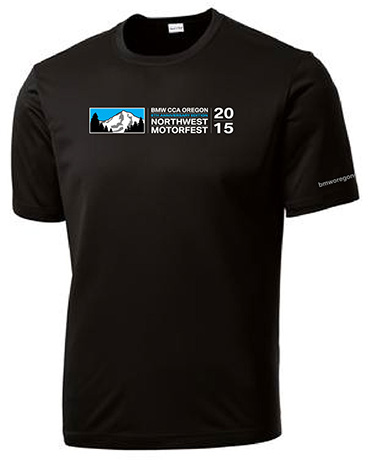 Shirt 460h Bmw Cca Oregon Chapter