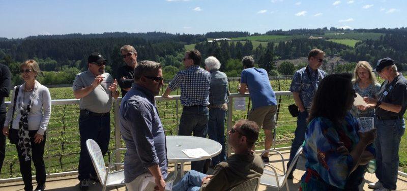 Wine Country Tour Recap