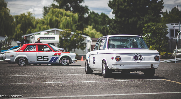 Portland Vintage Racing Festival Recap