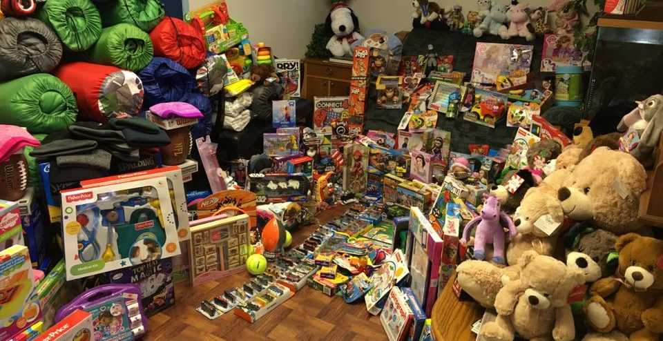 Holiday Toy Drive Bmw Cca Oregon Chapter
