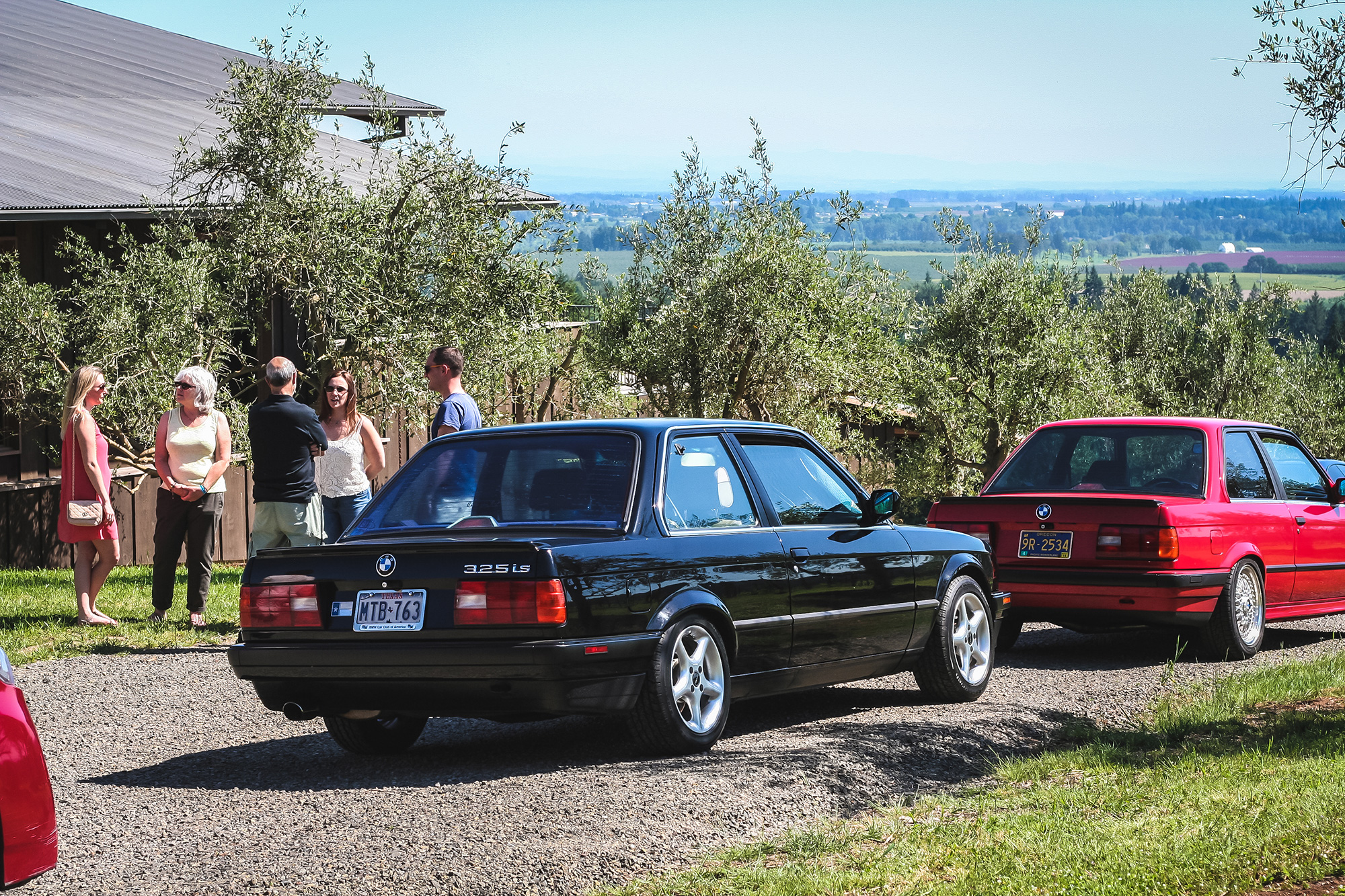 Wine Country Tour 2017 Bmw Cca Oregon Chapter