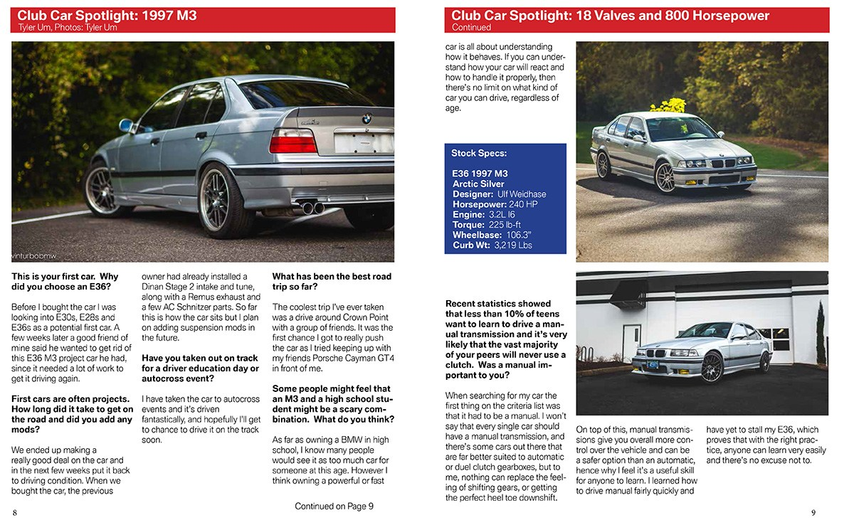 Newsletter Preview Site Bmw Cca Oregon Chapter