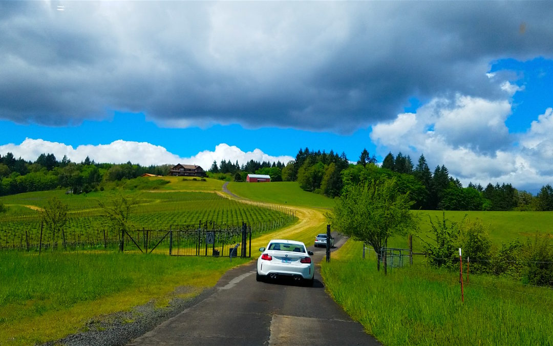 Wine Country Tour 2017