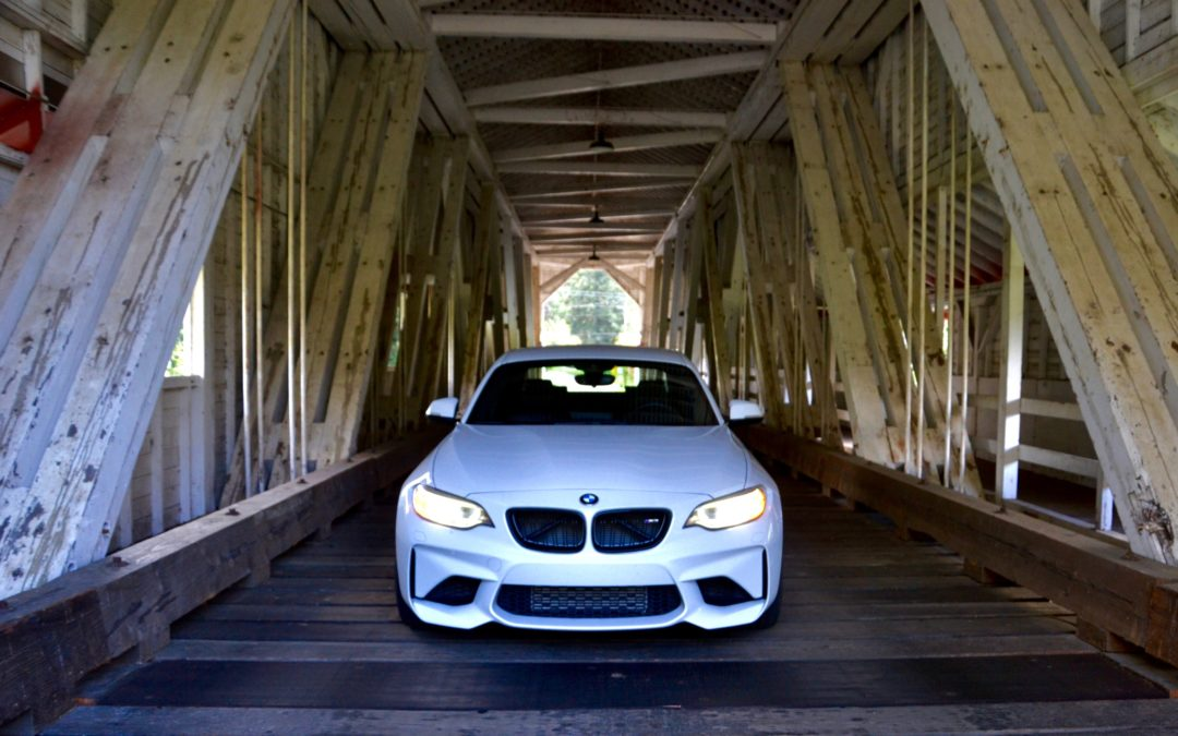 BMW Salem / Covered Bridges Tour