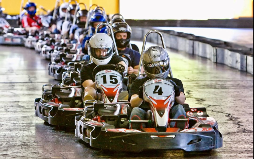 Kart Racing Series: Finals and Awards